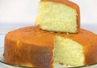 روش تهیه کیک اسفنجی بدون فر