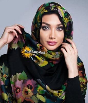 مدل شال و روسری – ۲۴