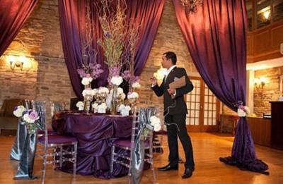 چگونگی شخصیت مدیر تشریفات عروسی