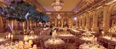 نکات مهم طراحی سالن عروسی