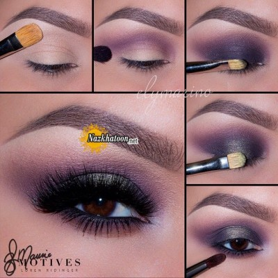 آرایش چشم – ۳۹۶