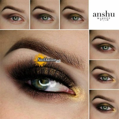 آرایش چشم – ۳۷۷