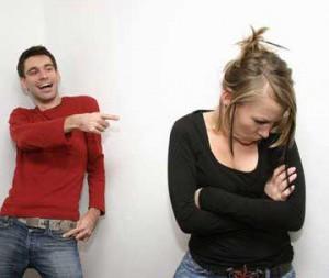 مبارزه با تحقیر شدن توسط همسر