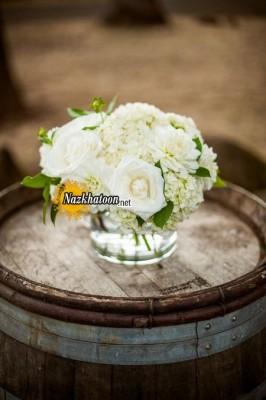 مدل دسته گل عروس – ۳۵