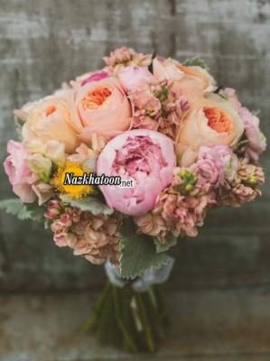 مدل دسته گل عروس – ۳۳