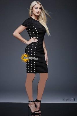 مدل لباس مجلسی کوتاه – ۱۳۰