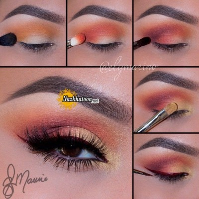 آرایش چشم – ۳۵۴