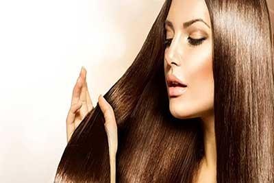 ۳ روش خانگی صاف کردن موهای وز