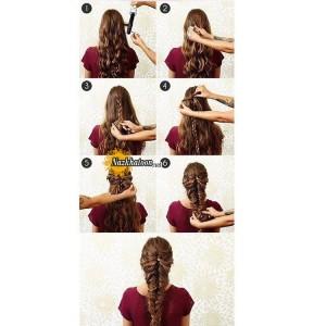 آموزش شینیون مو – ۲۴۲