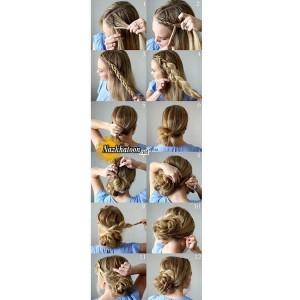 آموزش شینیون مو – ۲۴۳