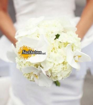 مدل دسته گل عروس – ۳۱