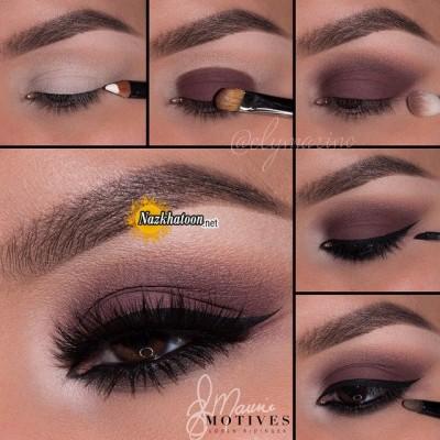 آرایش چشم – ۳۵۰