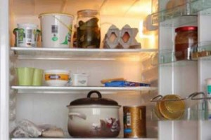 استفاده مجاز از غذاهای یخچالی
