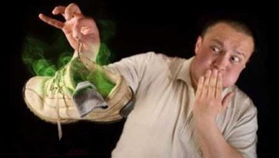 برطرف کردن بوی بد کفش
