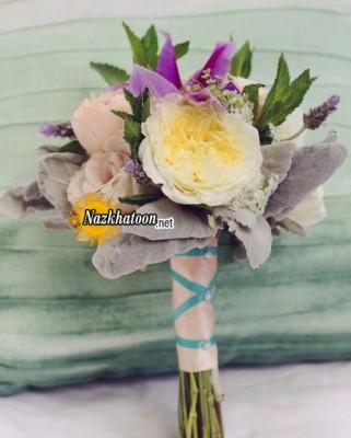 مدل دسته گل عروس – ۳۶