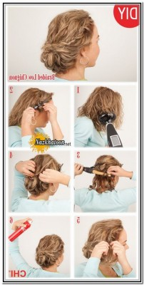 ۷-hairstyles-for-short-hairs-1