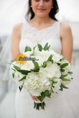 مدل دسته گل عروس – ۳۷