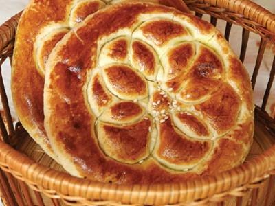 روش تهیه نان مغزدار