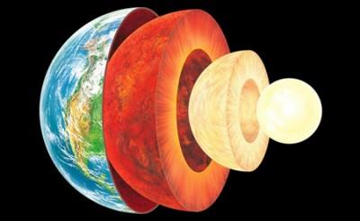 دمای پوسته زمین
