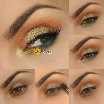 آرایش چشم – ۳۶۶
