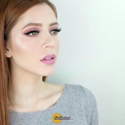 مدل آرایش صورت – ۳