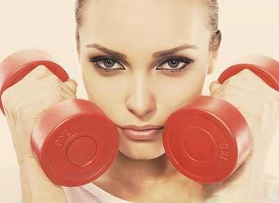 جوان نگهداشتن پوست با ورزش
