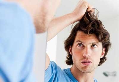 دلیل سریع سفید شدن مو