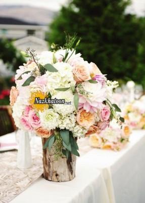 مدل دسته گل عروس – ۳۹