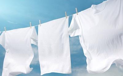 شستن لباس های سفید