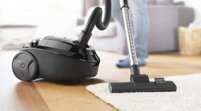 نحوه تمیز کردن جارو برقی