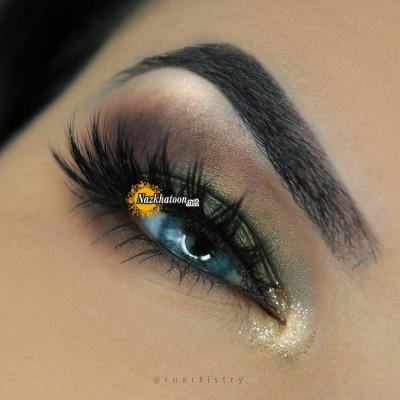 مدل آرایش چشم جدید ۲۰۱۶