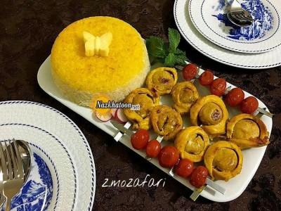 عکس های خوشمزه از غذاهای ایرانی