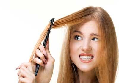 مقابله با نازک شدن موها