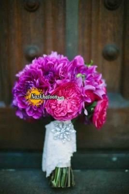 مدل دسته گل عروس – ۴۰