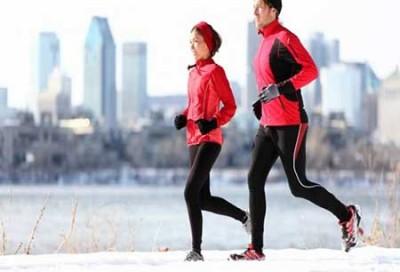نکات برای دویدن در سرما