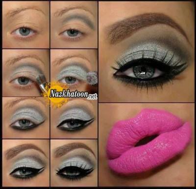 آرایش چشم – ۳۸۰