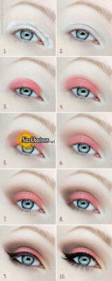 آرایش چشم – ۳۹۳