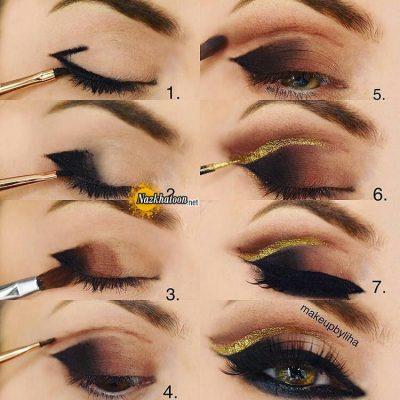 آرایش چشم – ۳۹۰