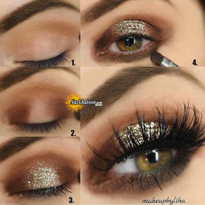 آرایش چشم – ۳۸۹