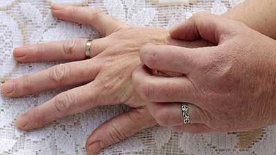 بیماری خارش زمستانی پوست