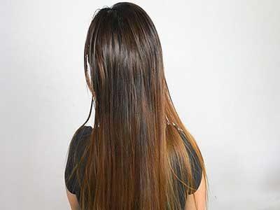 داشتن موهای بلند و زیبا