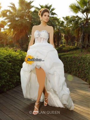 مدل لباس عروس – ۱۵۴