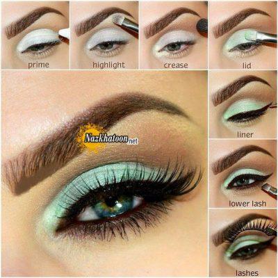 آرایش چشم – ۳۹۹