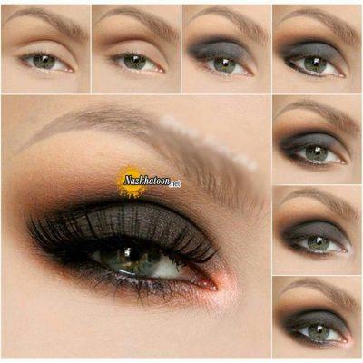 آرایش چشم – ۴۰۰
