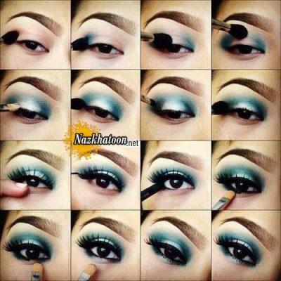 آرایش چشم – ۳۸۳