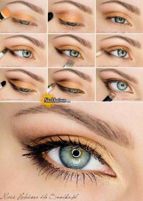 آرایش چشم – ۳۸۴