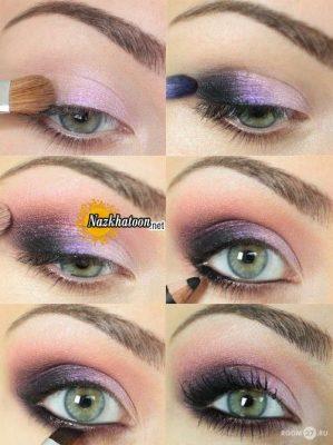 آرایش چشم – ۳۸۵