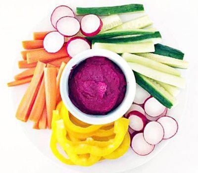 روش تهیه چغندر تفت داده با سبزیجات