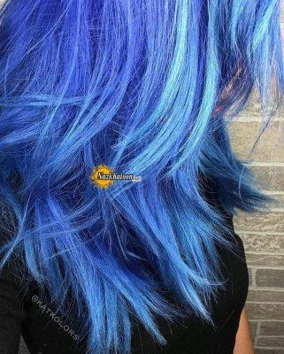 رنگ مو – ۴