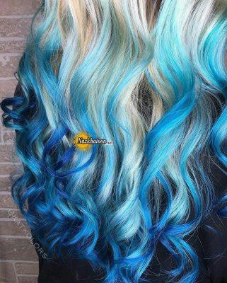 رنگ مو – ۲